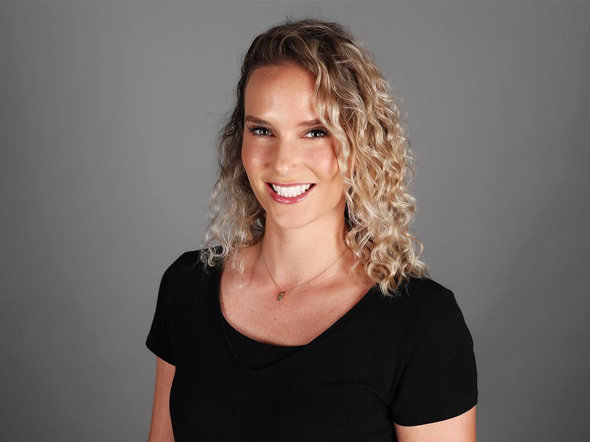 portrait of Kirsten Grohs