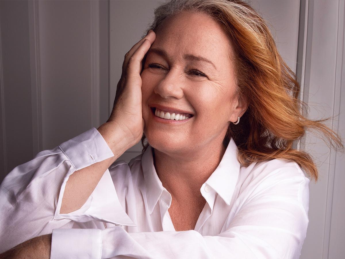 Full-size picture of Arlene smiling